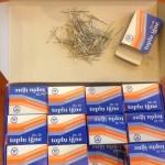 Gombostű vas 24 doboz/csomag