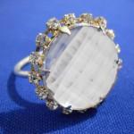 Szalvéta gyűrű 20