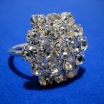 Szalvéta gyűrű 58