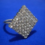 Szalvéta gyűrű 59
