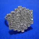 Szalvéta gyűrű 60